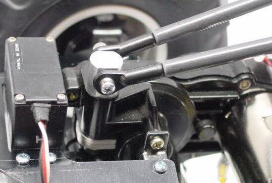 Ripper on Cnc Servo Motor Kits